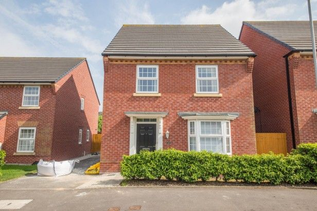 Thumbnail Property to rent in Cedar Gardens, Newton-Le-Willows