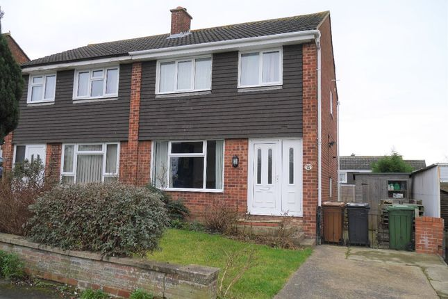 3 bed semi-detached house for sale in Sapcote Drive, Melton Mowbray