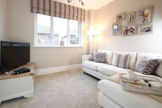 "4 bedroom detached house for sale in ""Sunningdale"" at Park View, Bassaleg, Newport"