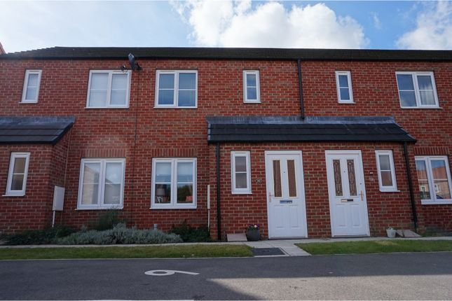 Thumbnail Terraced house for sale in Camellia Close, Norton, Malton