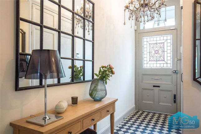 Thumbnail End terrace house for sale in Bedford Road, East Finchley, London