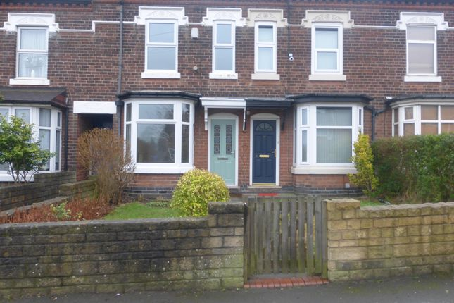 Thumbnail Terraced house to rent in Friary Road, Handsworth Wood, Birmingham