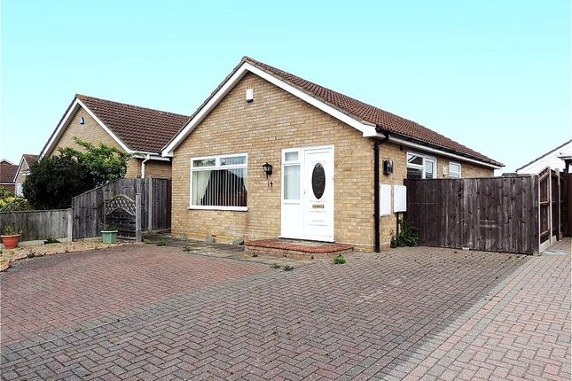 Thumbnail Detached bungalow to rent in Elmdale Drive, Carlton Colville, Lowestoft