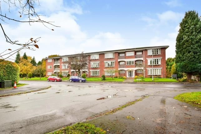 1 bed flat for sale in Pownall Court, Altrincham Road, Wilmslow, Cheshire SK9