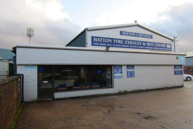 Thumbnail Parking/garage for sale in Scropton Road, Hatton, Derby