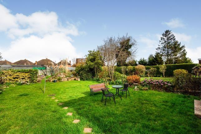 Garden of Woodlands Rise, Swanley, Kent, . BR8