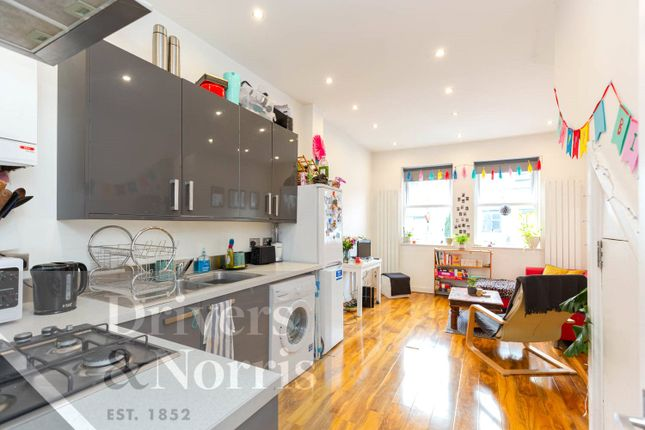 Thumbnail Flat to rent in Hornsey Road, Upper Holloway, London