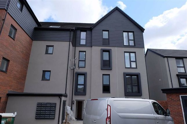 Thumbnail Flat to rent in Ffordd Y Dociau, Barry, Vale Of Glamorgan