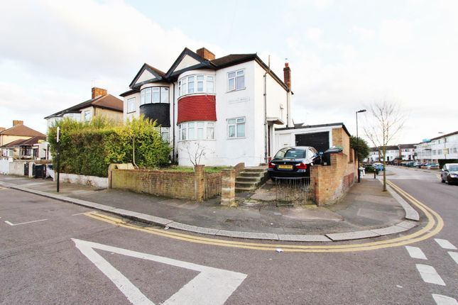 Thumbnail Semi-detached house for sale in Penshurst Road, London