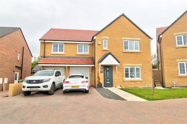Thumbnail Detached house for sale in Cresta View, Houghton Le Spring