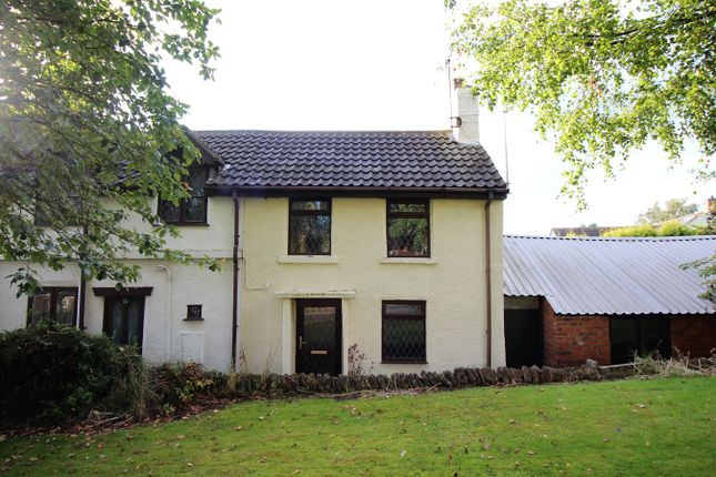 Thumbnail End terrace house for sale in Alma Hill, Kimberley, Nottingham