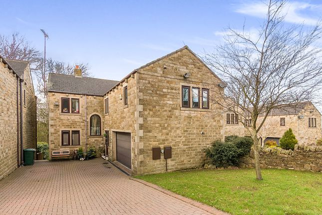 Thumbnail Detached house for sale in April Gardens, Queensbury, Bradford