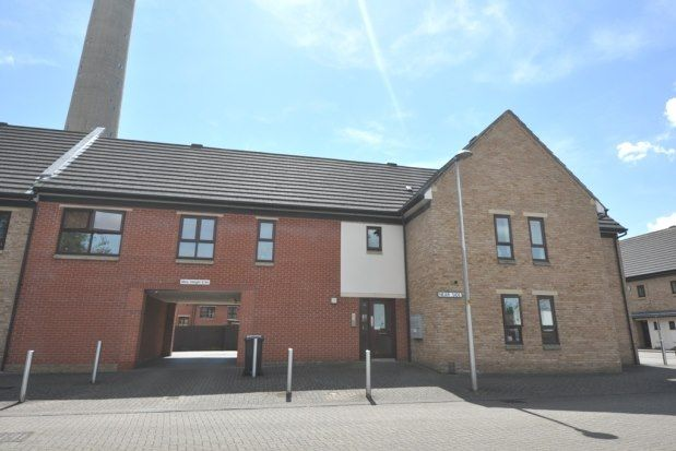 Thumbnail Flat to rent in Near Side, Northampton