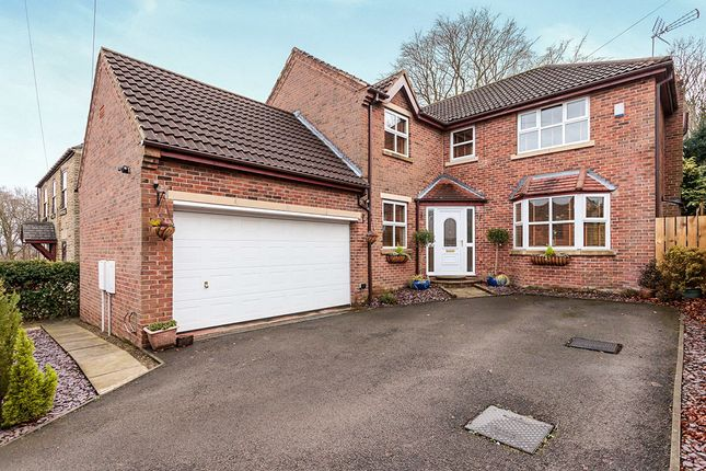 Thumbnail Detached house for sale in Moor End Lane, Silkstone Common, Barnsley
