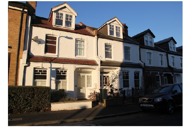 Thumbnail Flat to rent in Fairfield Road, Beckenham