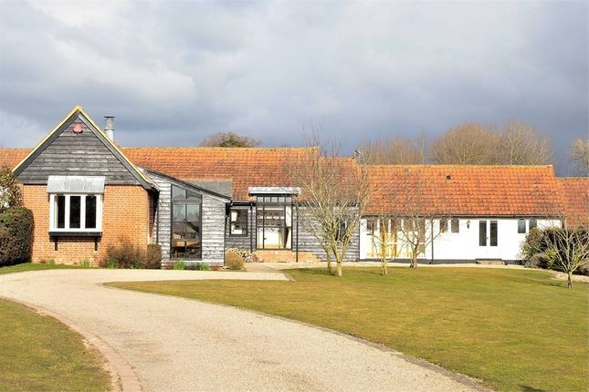 Thumbnail Mews house for sale in Little Dunmow, Dunmow, Essex