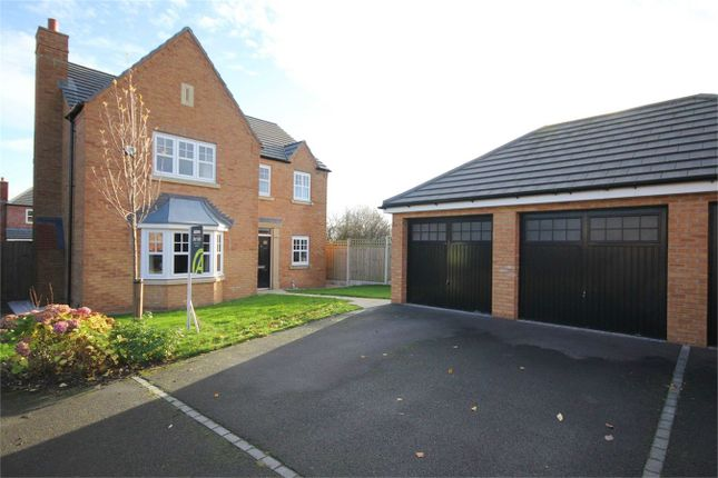 Thumbnail Detached house for sale in Carnegie Close, Newton-Le-Willows