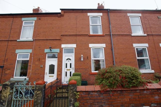 Thumbnail Terraced house to rent in Albany Terrace, Rhosddu, Wrexham