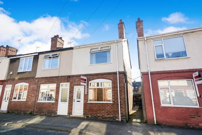 2 bed end terrace house for sale in Welbeck Street, Warsop, Mansfield, Nottinghamshire NG20
