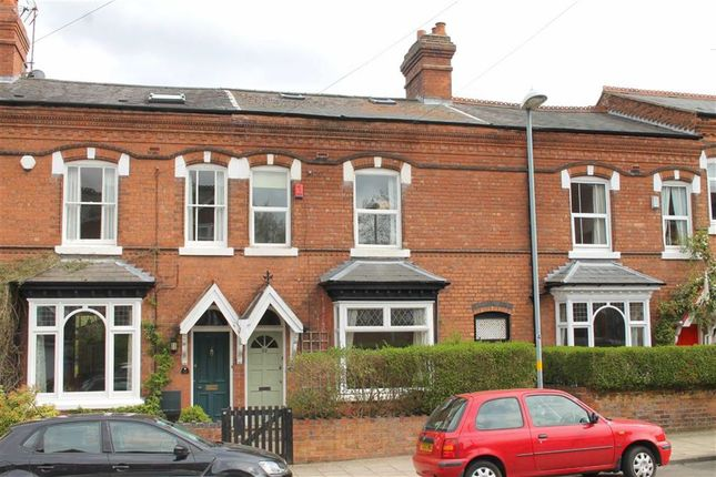 Thumbnail Terraced house for sale in Rose Road, Harborne, Birmingham