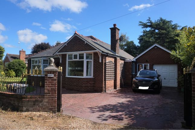 Thumbnail Detached bungalow for sale in Truemans Way, Hawarden
