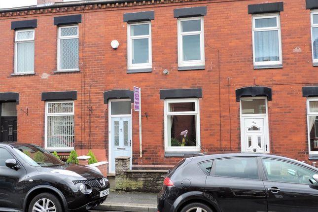 Thumbnail Terraced house for sale in Denton Lane, Chadderton, Oldham