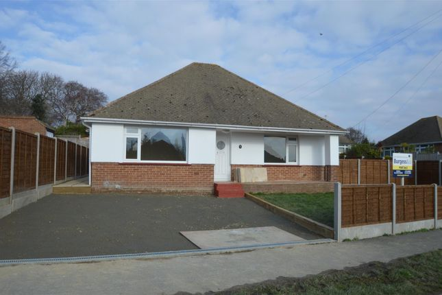 Thumbnail Detached bungalow for sale in Claxton Road, Bexhill-On-Sea