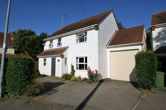 Thumbnail Detached house for sale in Harrisons, Birchanger, Bishop's Stortford