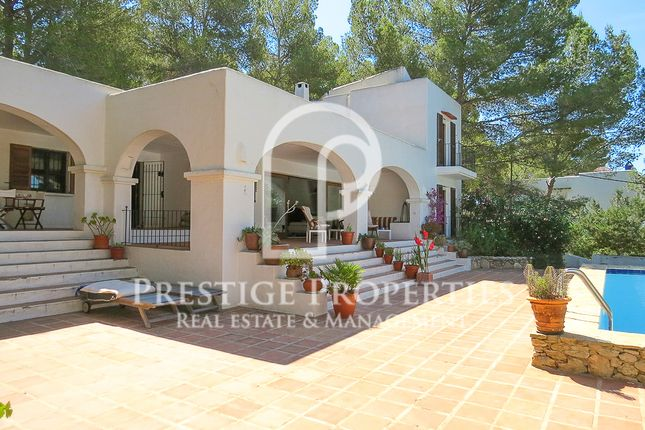 Villa for sale in Can Germa, San Antonio, Ibiza, Balearic Islands, Spain