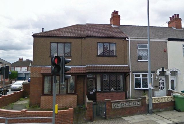 Thumbnail Flat to rent in Ropery Street, Grimsby