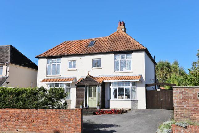 Thumbnail Detached house for sale in Sandy Lane, Fair Oak, Eastleigh
