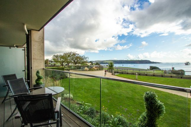 Thumbnail Flat for sale in Azure, Cliff Road, Plymouth