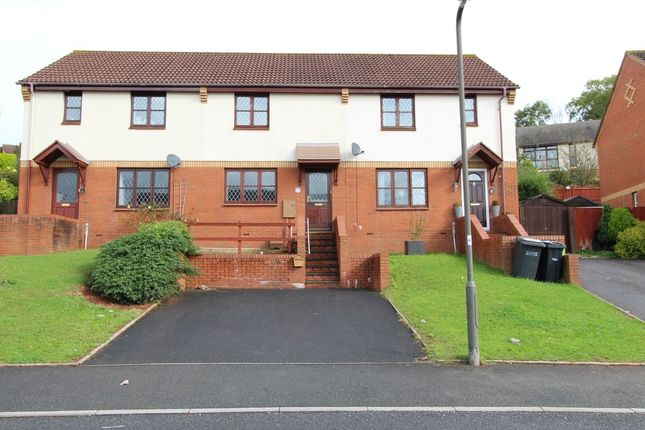 Thumbnail Terraced house to rent in Kingfisher Close, The Willows, Torquay