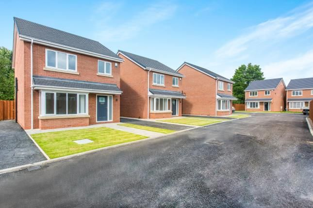 Thumbnail Detached house for sale in Grosvenor Court, Newton-Le-Willows, Merseyside