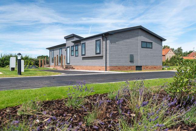 Thumbnail Lodge for sale in Back Lane, Norfolk