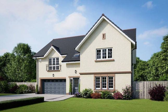 "Thumbnail Detached house for sale in ""Moncrief"" at Kirk Brae, Cults, Aberdeen"