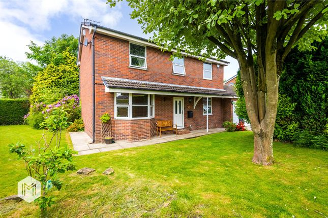 Thumbnail Detached house for sale in Lowside Avenue, Heaton, Bolton, Greater Manchester