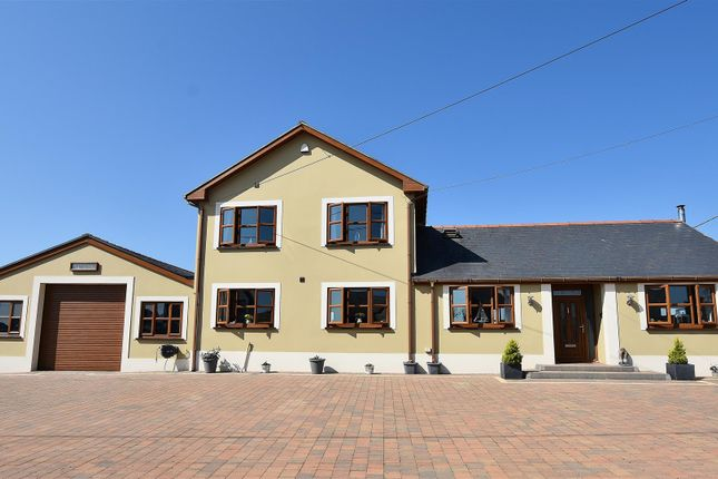 5 bed detached house for sale in Hayscastle Cross, Hayscastle, Haverfordwest SA62