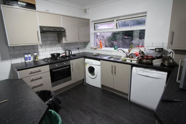 Thumbnail Terraced house to rent in Monthermer Road, Roath, Cardiff