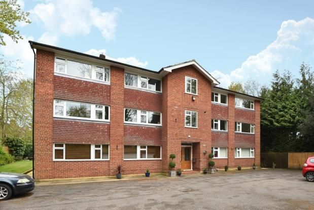 Thumbnail Flat to rent in Fairmead Court, Camberley
