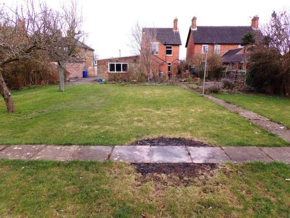 Garden of Brooke Road, Oakham, Rutland LE15