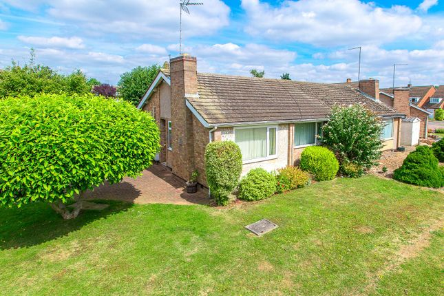 Thumbnail Semi-detached bungalow for sale in St Philips Close, Kettering