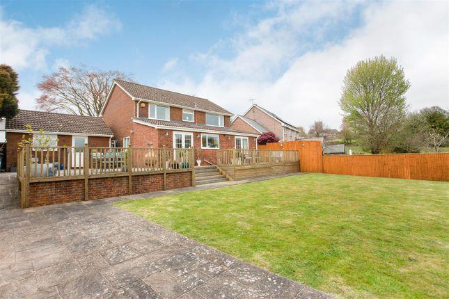 4 bed detached house for sale in Tillis View, Staunton, Coleford GL16
