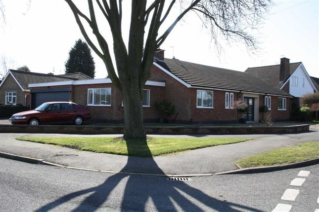 Outside of Maytree Drive, Kirby Muxloe, Leicester LE9