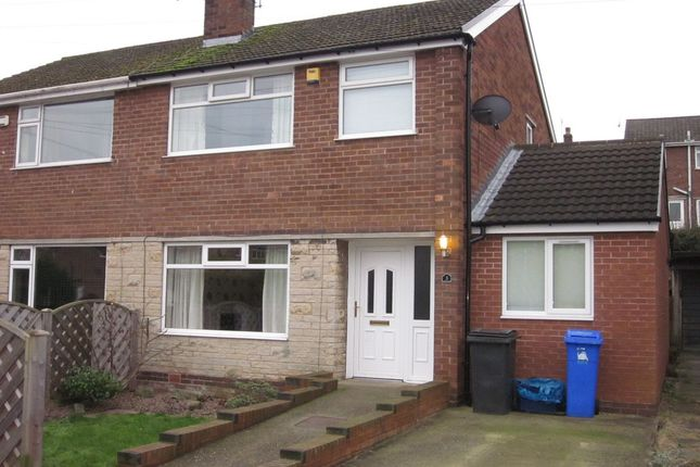Thumbnail Semi-detached house to rent in Staindrop View, Chapeltown, Sheffield
