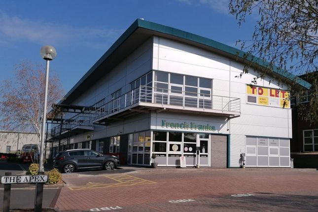 Thumbnail Office to let in St. Cross Business Park, Newport