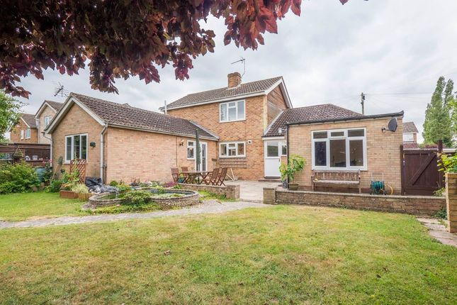 Thumbnail Detached house for sale in Great Waldingfield, Sudbury, Suffolk