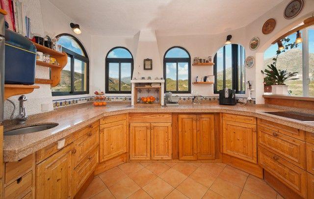 Kitchen of Spain, Málaga, Marbella, Nueva Andalucía
