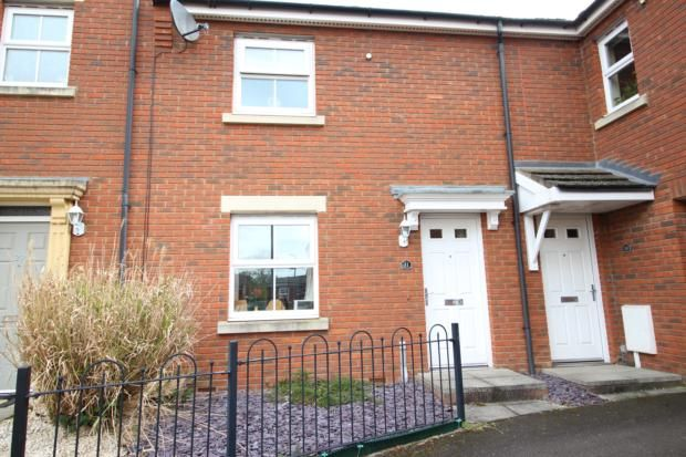 Thumbnail Terraced house to rent in Batsmans Drive, Rushden
