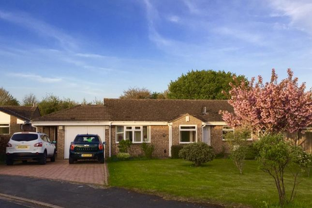 Thumbnail Detached bungalow to rent in Goldsmith Close, Bicester